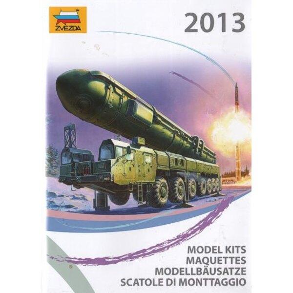 Zvezda 2013 Catalogue