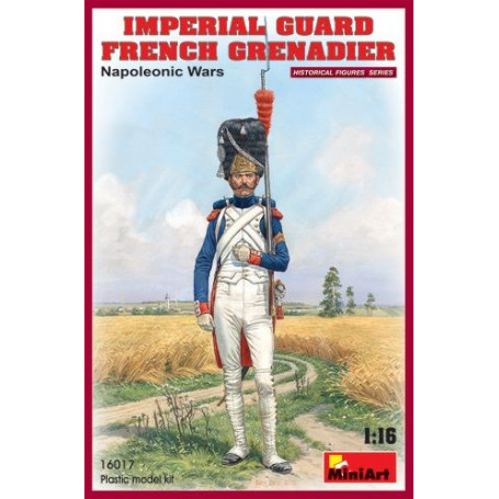 Imperial Guard French Grenadier Napoleonic War