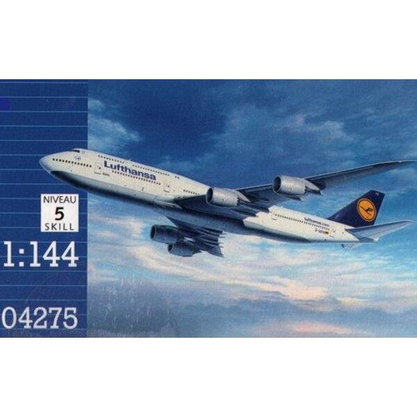 Boeing 747-8 Lufthansa Due Nov 2012