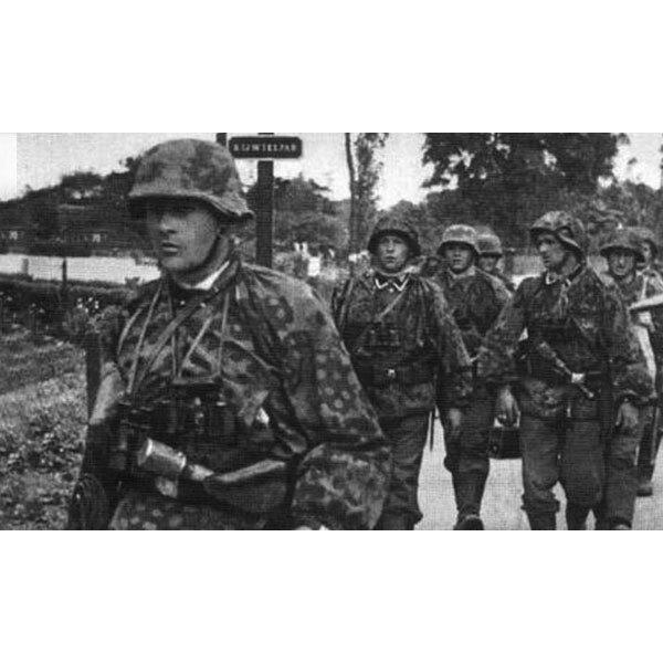 German Elite Troops 1939-1943