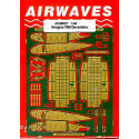 Douglas TBD Devastator Wingfold cockpit etc (designed to be used with Monogram and Revell kits) 1/48 - Airwaves C480