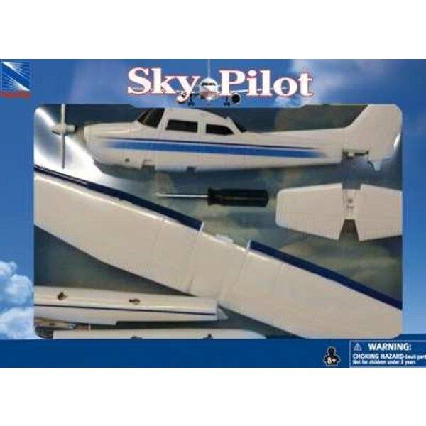 cessna172 skyhawk + flot.kit/42-Newray WR20655