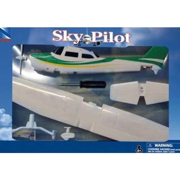 cessna172 skyhawk + wheels ki/42-Newray WR20665