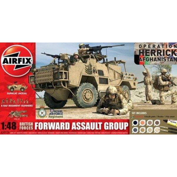British Forces - Forward Assault Group Gift Set