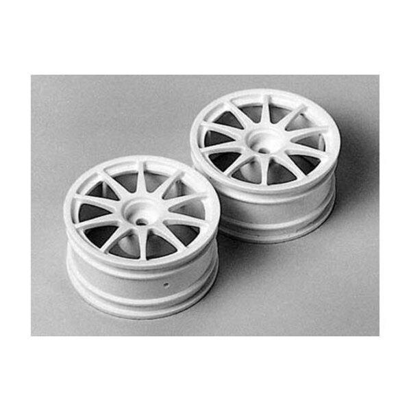 10-spoke wheels 26mm