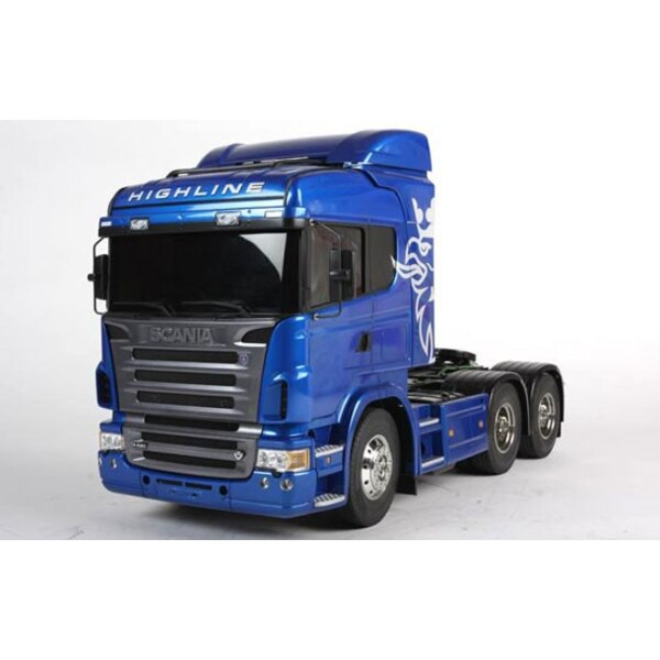 Scania R620 blue edition