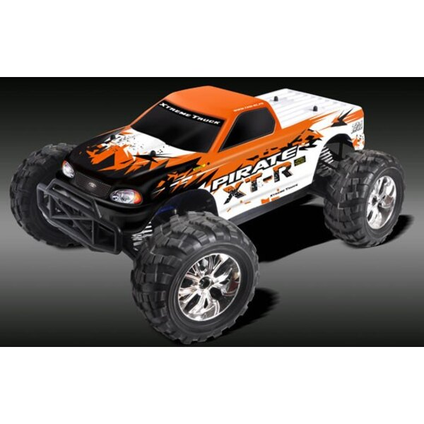 Pirate XTR Brushless RTR