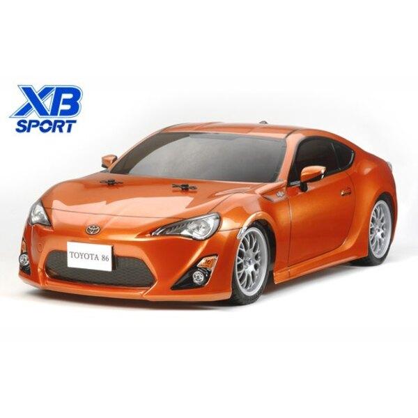 XBS Toyota GT86 TT01ES