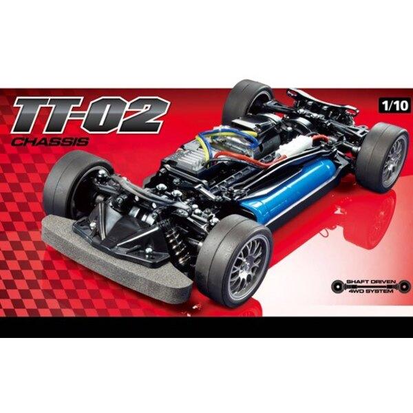 Ferrari 458 Challenge TT02