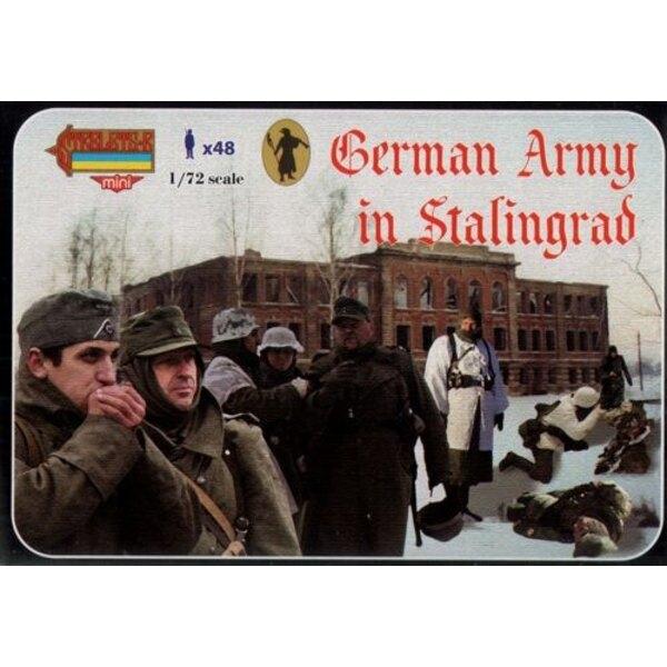 German Army (WWII) in Stalingrad