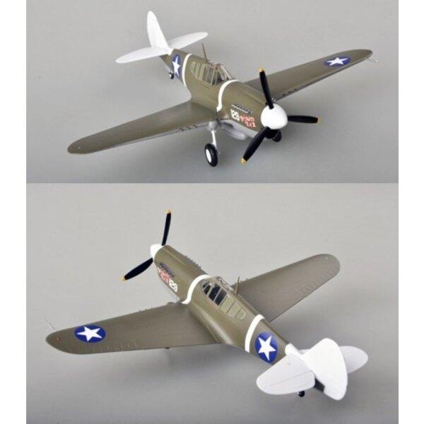 P -40M Warhawk 44FS/18FG