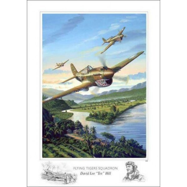 FB - The Flying Tigers - David Lee Hill