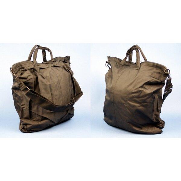 Helmet Bag U.S. - U.S. Flyers helmet bag - Black / Black