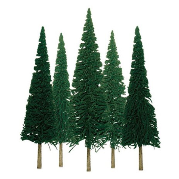 TREE 50 to 100mm - N SCALE