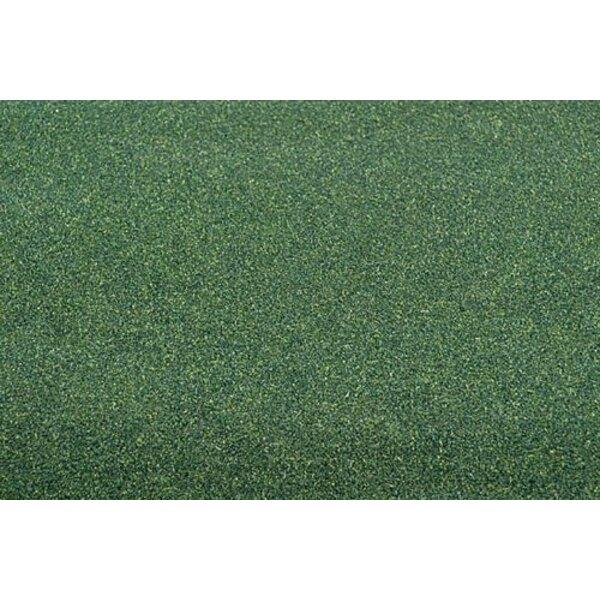 DARK GREEN GRASS MAT - 127 x 254 cm