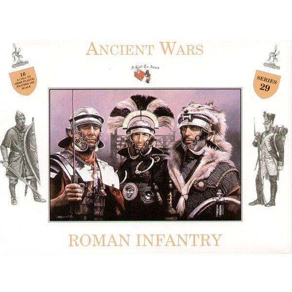 Roman Infantry x 16 figures