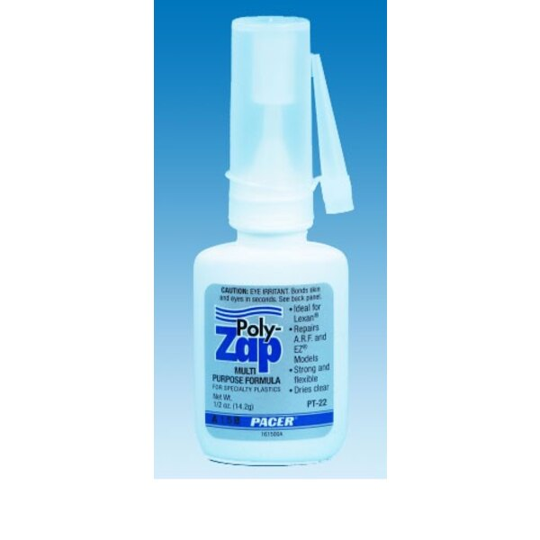 POLY ZAP - 14 grams
