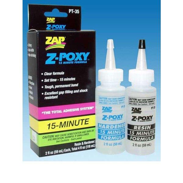 Z- POXY 15 MINUTES - 118ml
