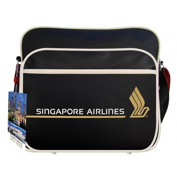 Airlines Singapore Airlines Flight Travel Bag