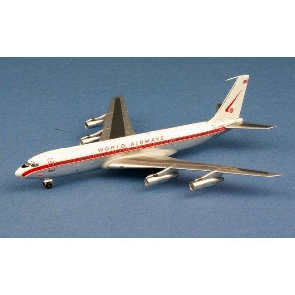 World Airways Boeing 707-300 N375WA