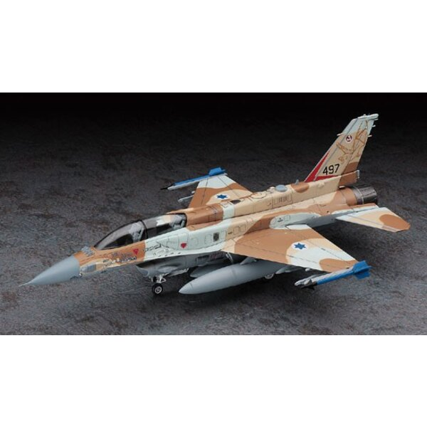 Israeli F- 16I SUFA AF