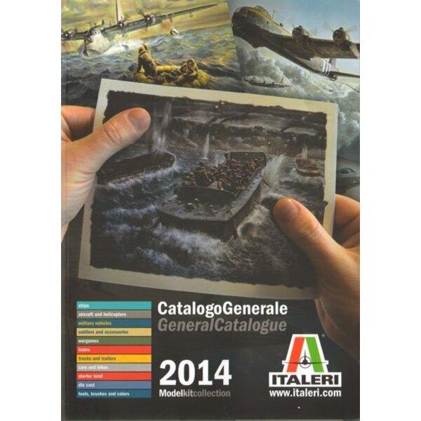 Italeri 2014 catalog
