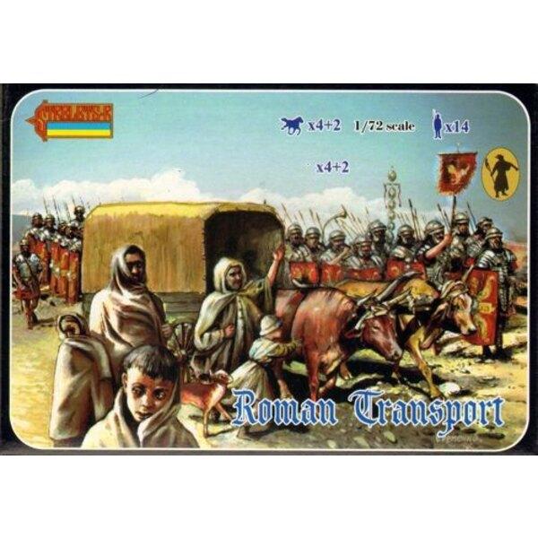 Roman Train Set 1