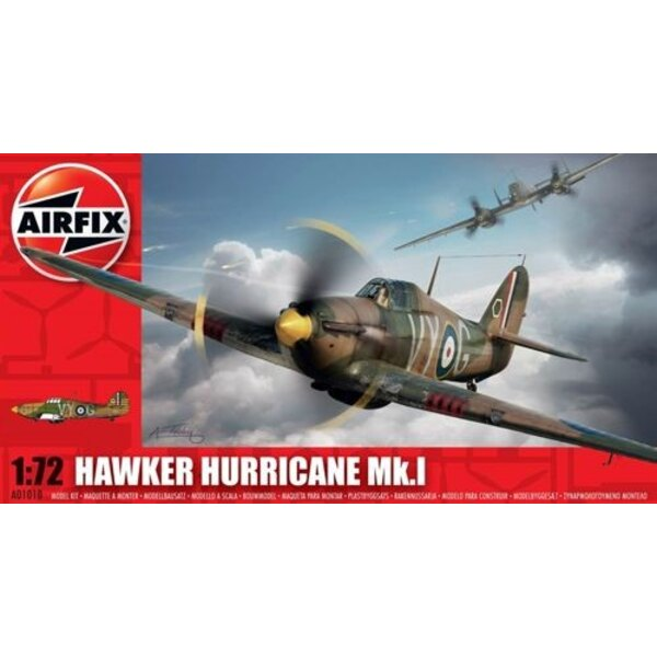 Hawker Hurricane Mk.I New Tooling !