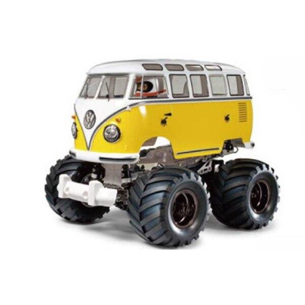 VW Type 2 Wheelie Custom WR02