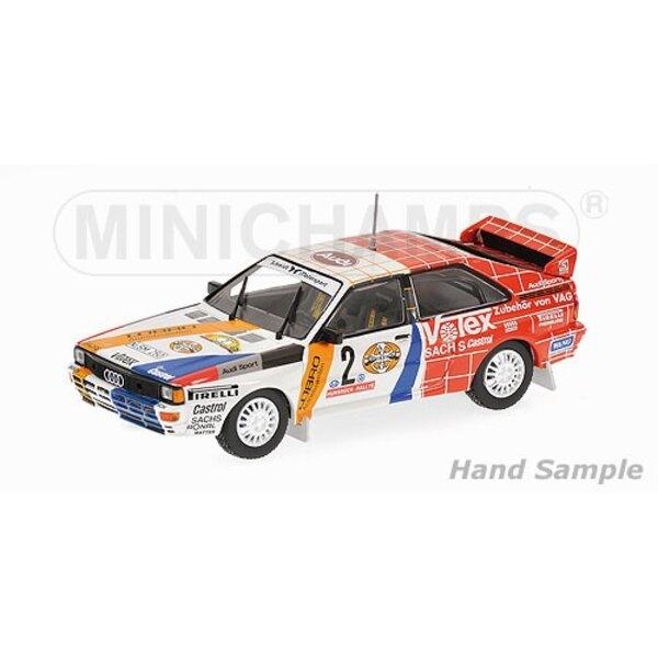 Audi Quattro Rally 1984