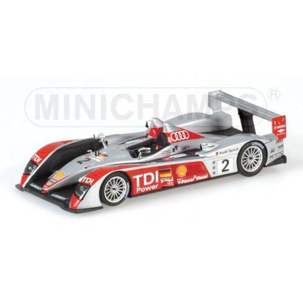 Audi R10 Le Mans 2007