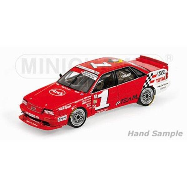 1993 Audi V8 Evo