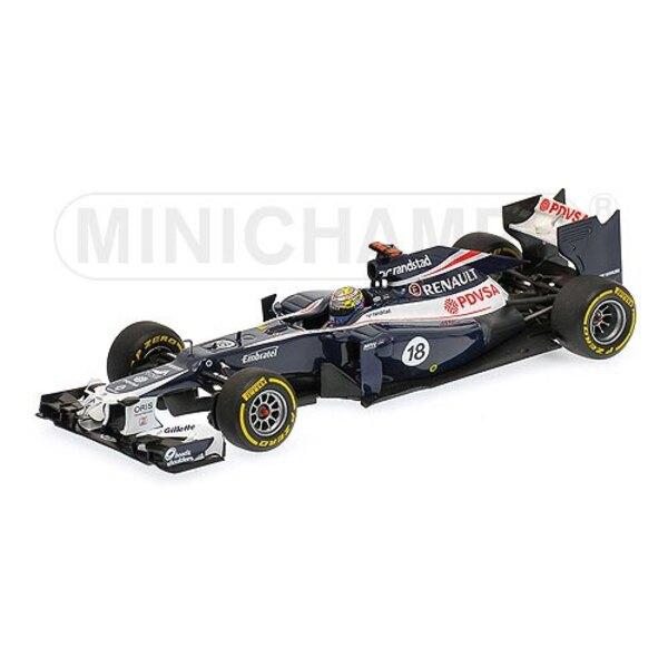 Williams FW34 2012