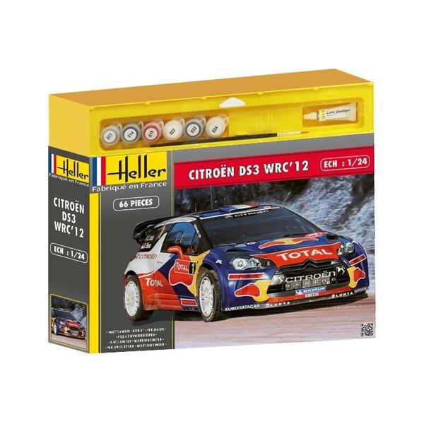 2012 Citroen DS3 WRC