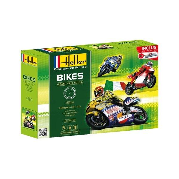 Grand Prix Motos 1:72