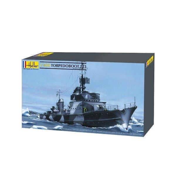 Torpedoboot T23 1943 1:400