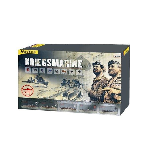 Kriegsmarine Set 1:400