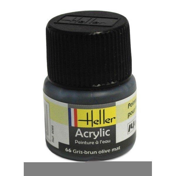 Grey Brown Olive acrylic 0.5 fl.oz