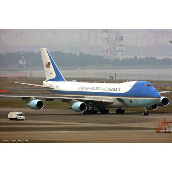 VC- 25A Air Force One