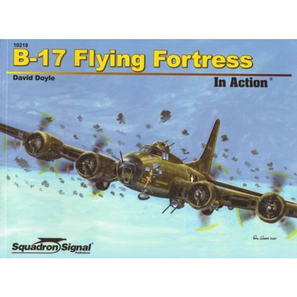 Book Boeing B-17 Flying Fortress (in action series)[B-17E B-17F B-17G]
