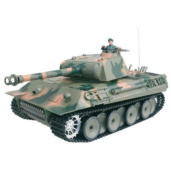 RC tank 1/16 GERMAN PANTHER FULL (SOUND / SMOKE)