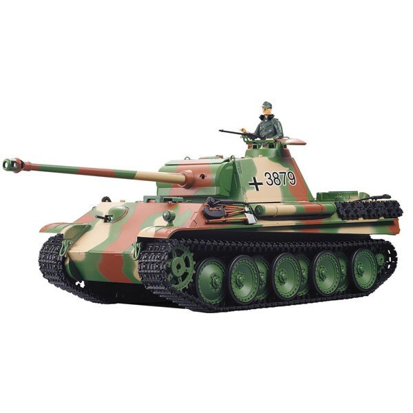 RC tank 1/16 PANTHER G COMPLETE (SOUND / SMOKE)