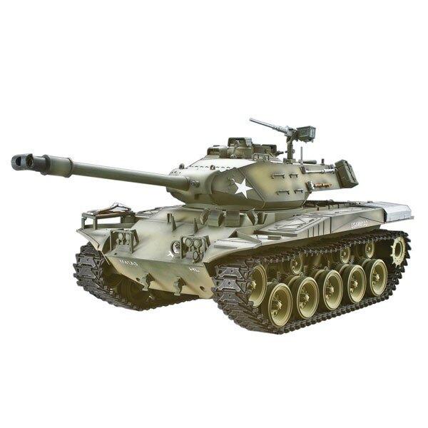 CHAR RC2.4GHZ 1/16 M41A3 METAL (SOUND / SMOKE)