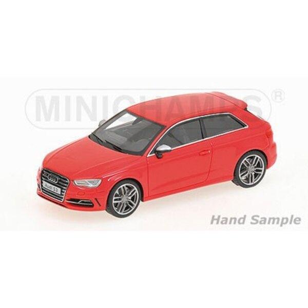 Audi S3 3 door 2013