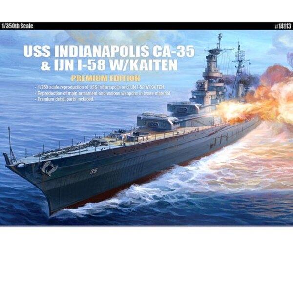 CA-35 Indianapolis Premium Edittion 0