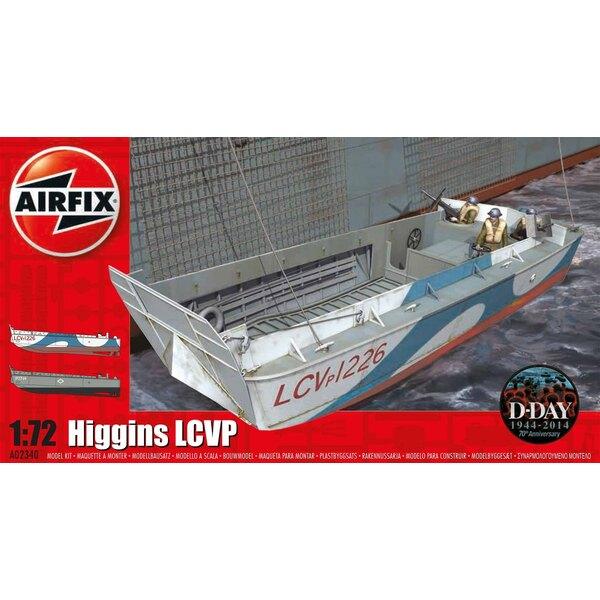 Higgins LCVP New Tooling!