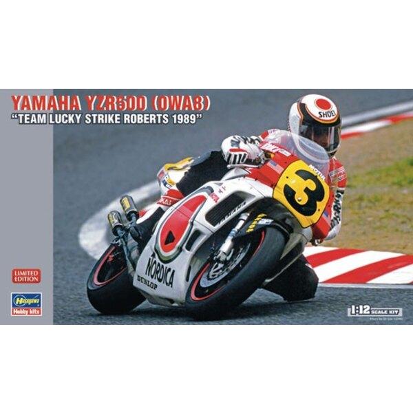 Yamaha YZR500 Lucky