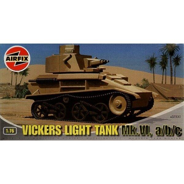 Vickers Light Tank Mk.VI a/b/c