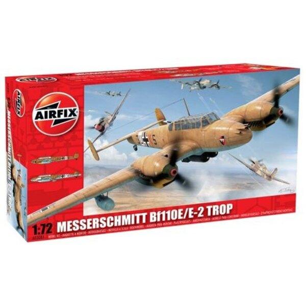 Messerschmitt Bf 110E NEW TOOLING