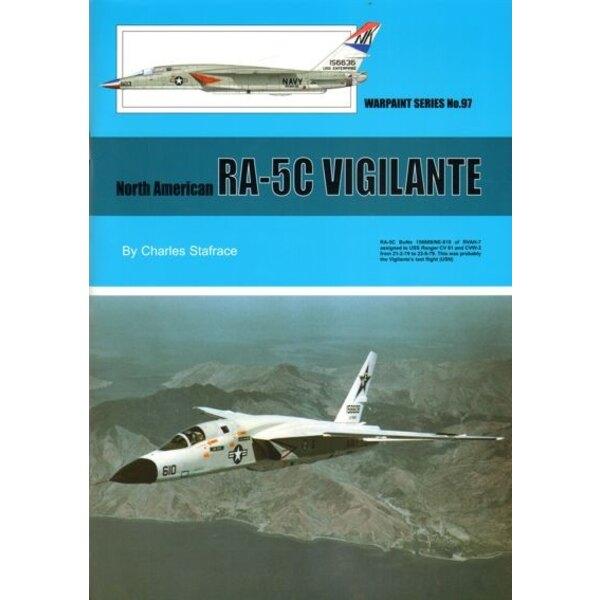 Book North American RA-5C Vigilante